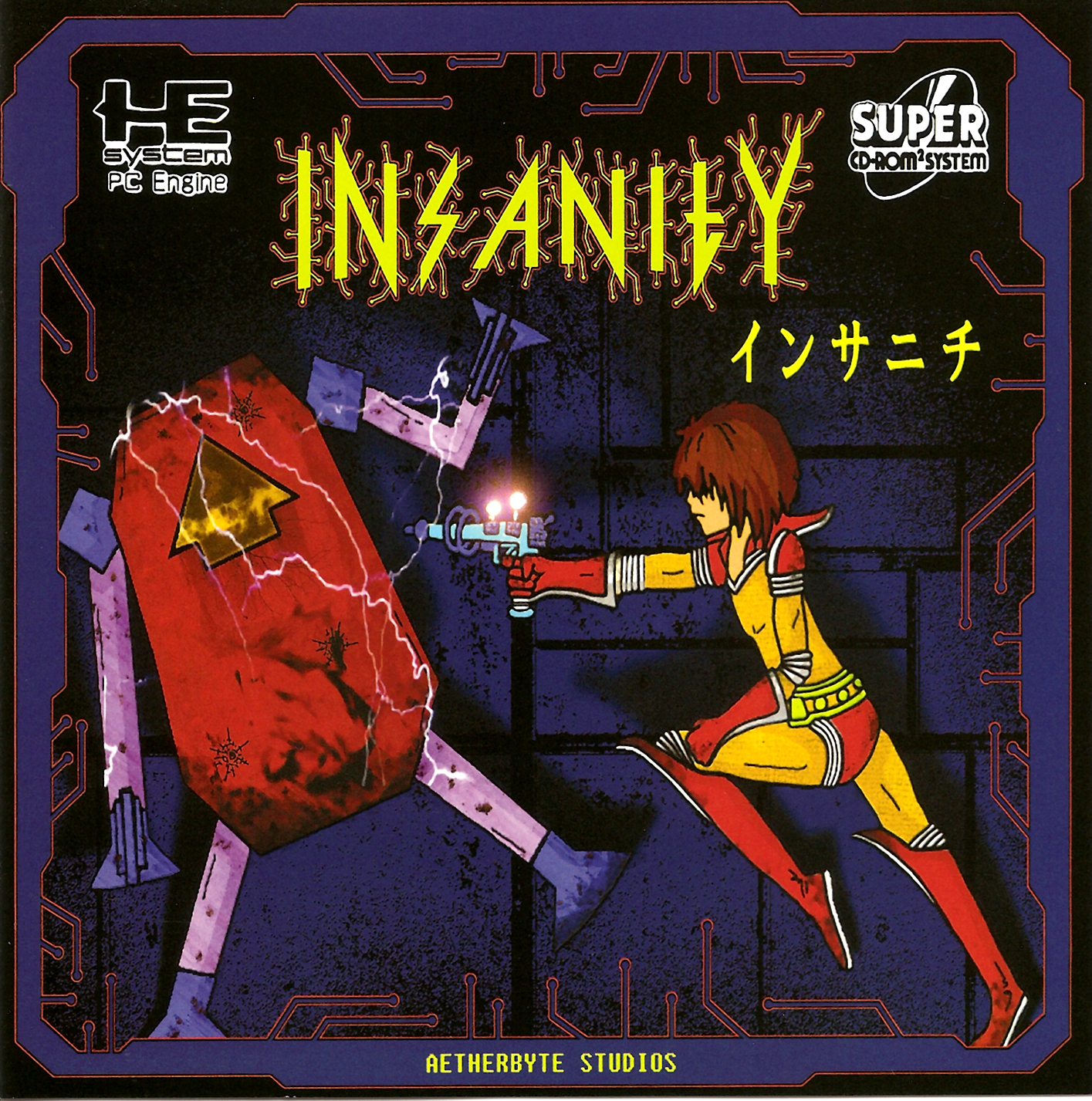 Insanity - The PC Engine Software Bible