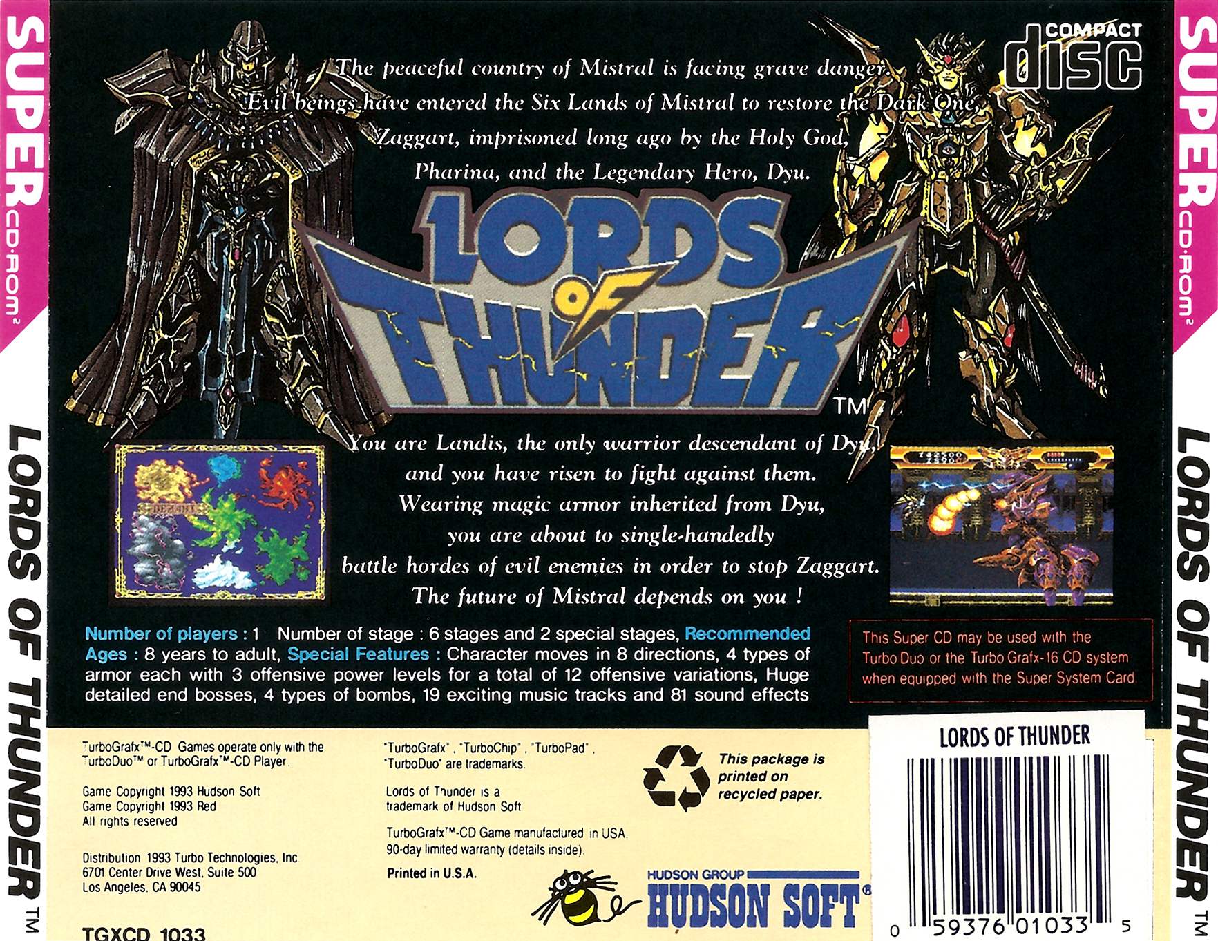 US-LORDS OF THUNDER]
