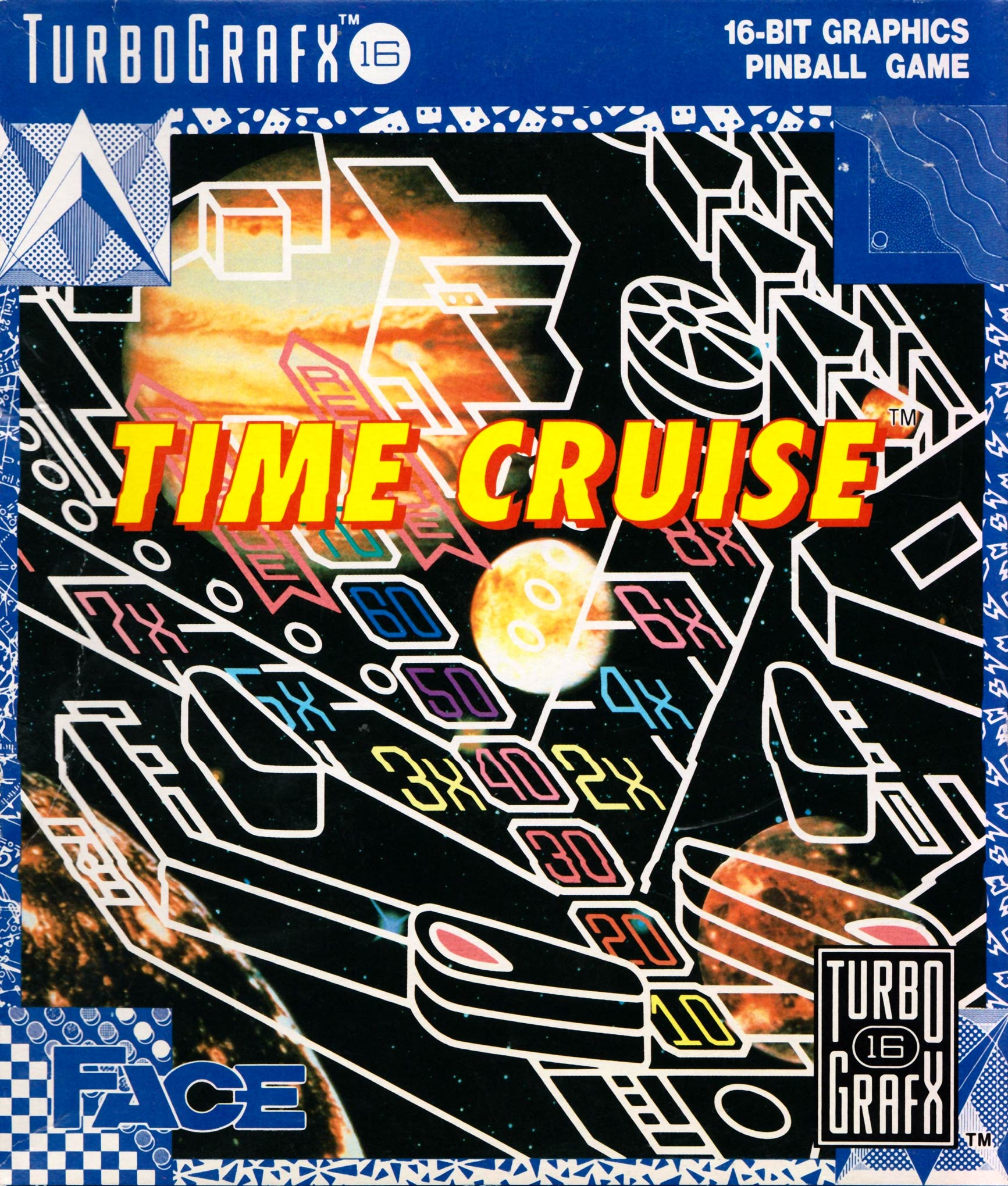 Time Cruise II - The PC Engine Software Bible
