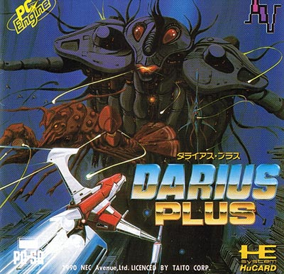 Darius Plus The Pc Engine Software Bible