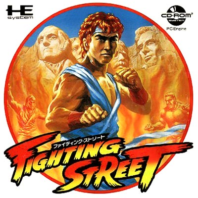 Fighting Street - The PC Engine Software Bible